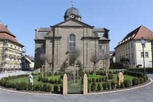 Schlosskirche Lahm