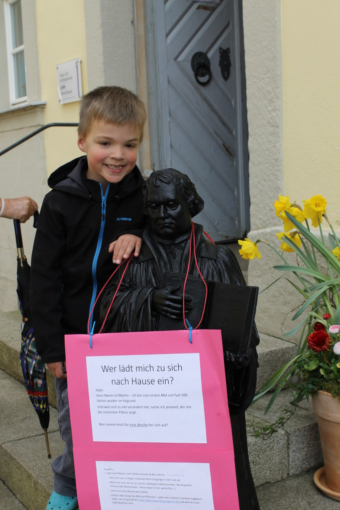 Ben mit Luther