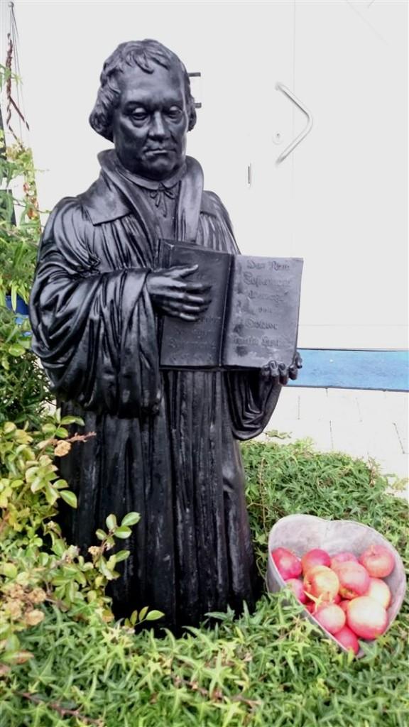 Luther bei Liebermann
