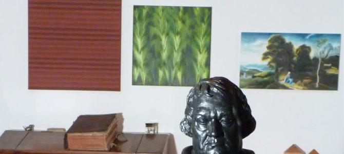 Zu Gast in der Kunstmühle Mürsbach
